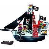 Ecoiffier 3130 Jouet Premier Age  Bateau pirate Abrick