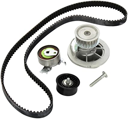 Amazon.com: OPEL Astra G Zafira A BOSCH Timing Belt Kit + Water Pump 1.4-1.6L 1998-: Automotive