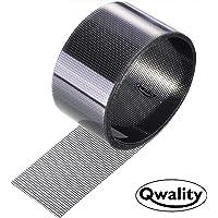 Hor Reparatie Tape – Plakkend - Grijs - Eenvoudig uw hordeur, Plissé schuifpui hor of raamhor repareren – Horgaas…