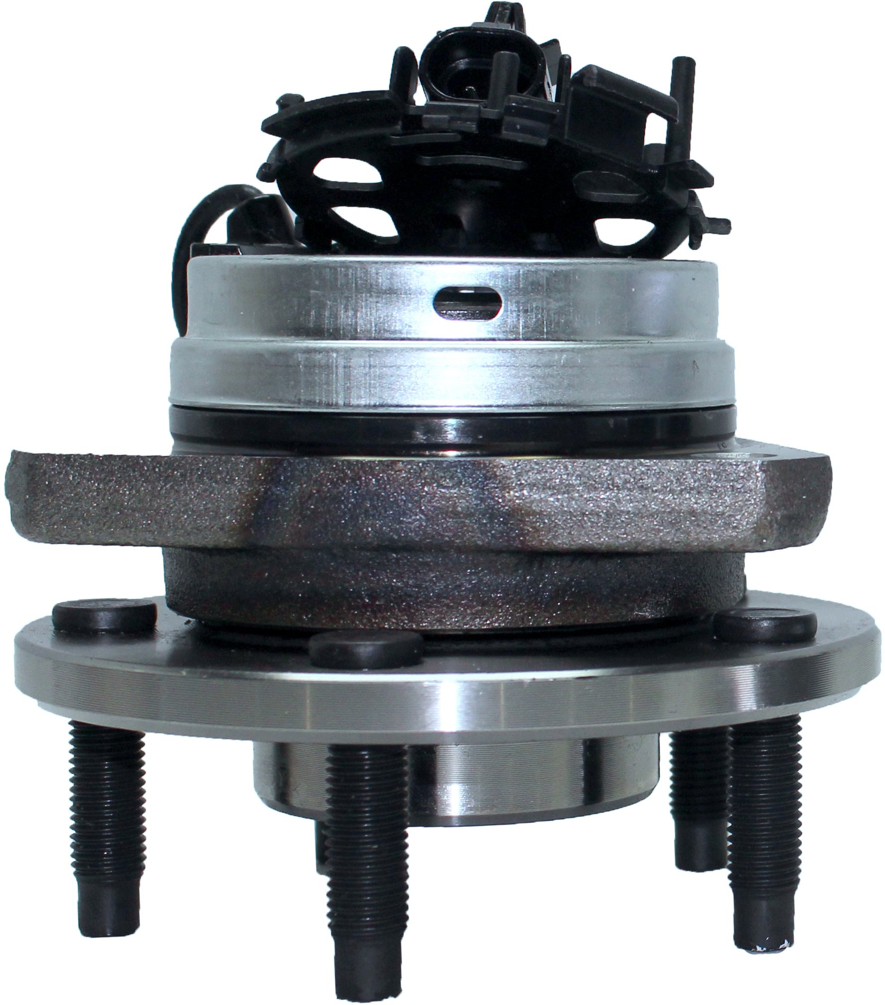 Detroit Axle Brand New Front Driver or Passenger Side Wheel Hub and Bearing Assembly w/ABS for - Malibu, G6, Aura