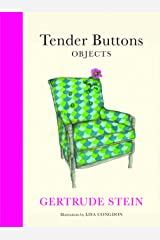 Tender Buttons: Objects Hardcover