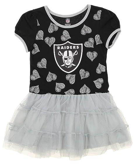 0a19cbd95 Amazon.com   Oakland Raiders Black Girls Kids
