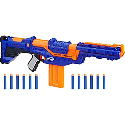 Nerf N-Strike Elite Delta Trooper: Toys & Games