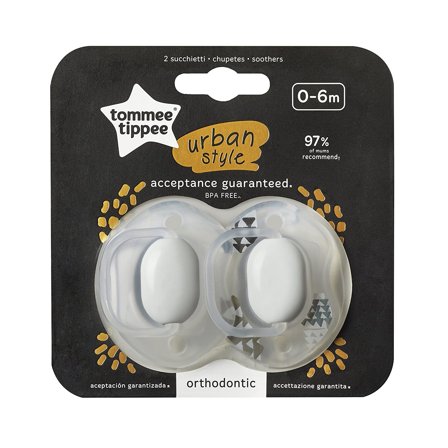 Tommee Tippee 22644 - Chupetes