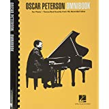 Oscar Peterson - Omnibook: Piano Transcriptions