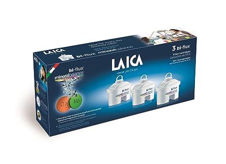 Laica LC2107 Filtro para Agua, Plástico, Blanco