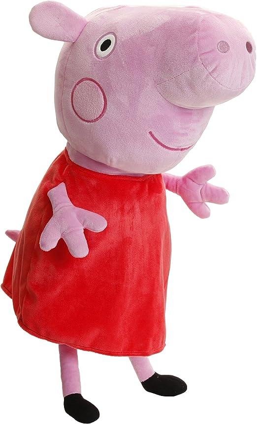 Almohada – Peppa Pig – Rosa cojín suave muñeca nuevo 115690 ...