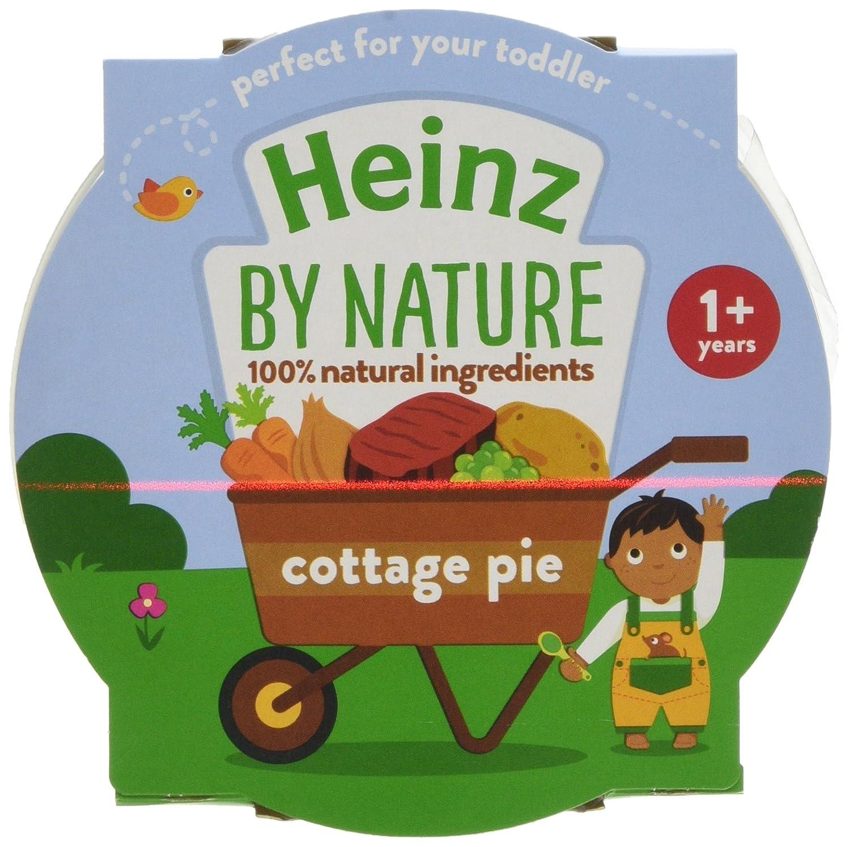 Heinz Little Kidz Cottage Pie Tray, 230 g (Pack of 5) The Kraft Heinz Company 76011294