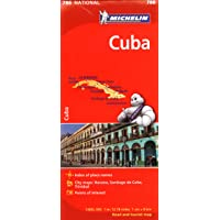 Cuba Michelin Map MH786