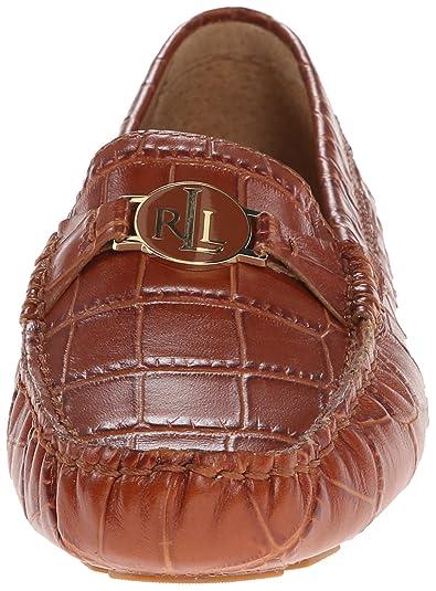 Lauren Ralph Lauren Carley de la Mujer Mocasines.: Amazon.es: Zapatos y complementos