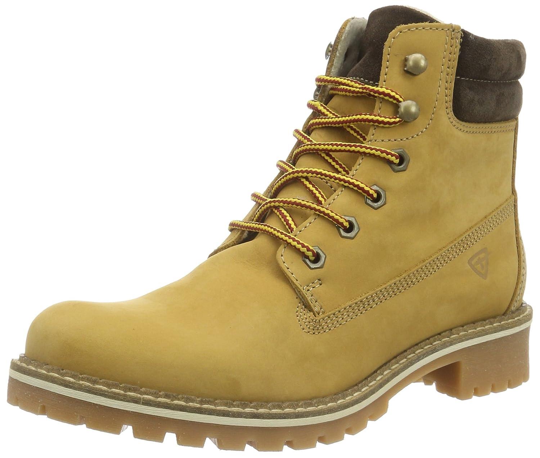 huge selection of 35e51 f91b1 Tamaris Women's 252 Ankle Boots, Beige (Corn Nubuc 617), 8 ...