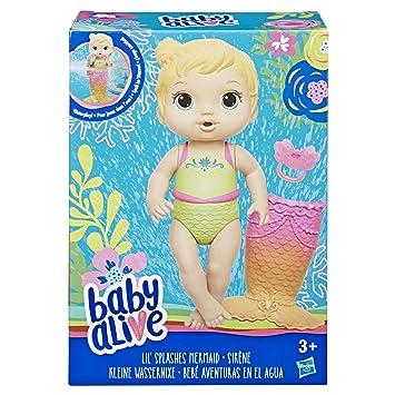 Amazon.es: Unbekannt Baby Alive E5850EZ2 - Muñeca Hinchable ...