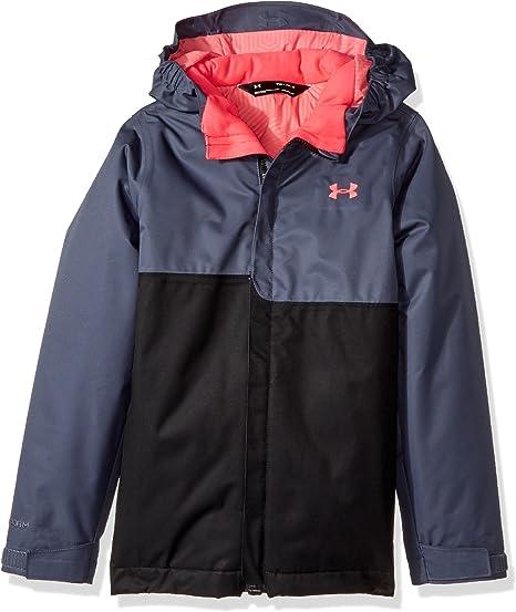 Under Armour Girls ColdGear Snorkle Jacket
