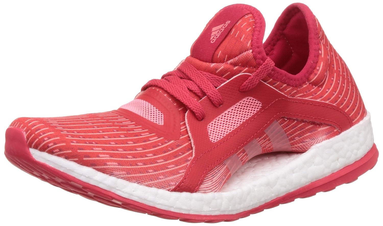 Adidas Pureboost X, Zapatillas de Running para Mujer 36 2/3 EU|Rojo (Rojray / Rosvap / Ftwbla)