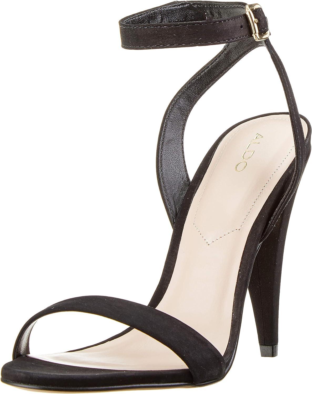 ALDO Hirelle Sandales Femme Noir (jet black 93) 38