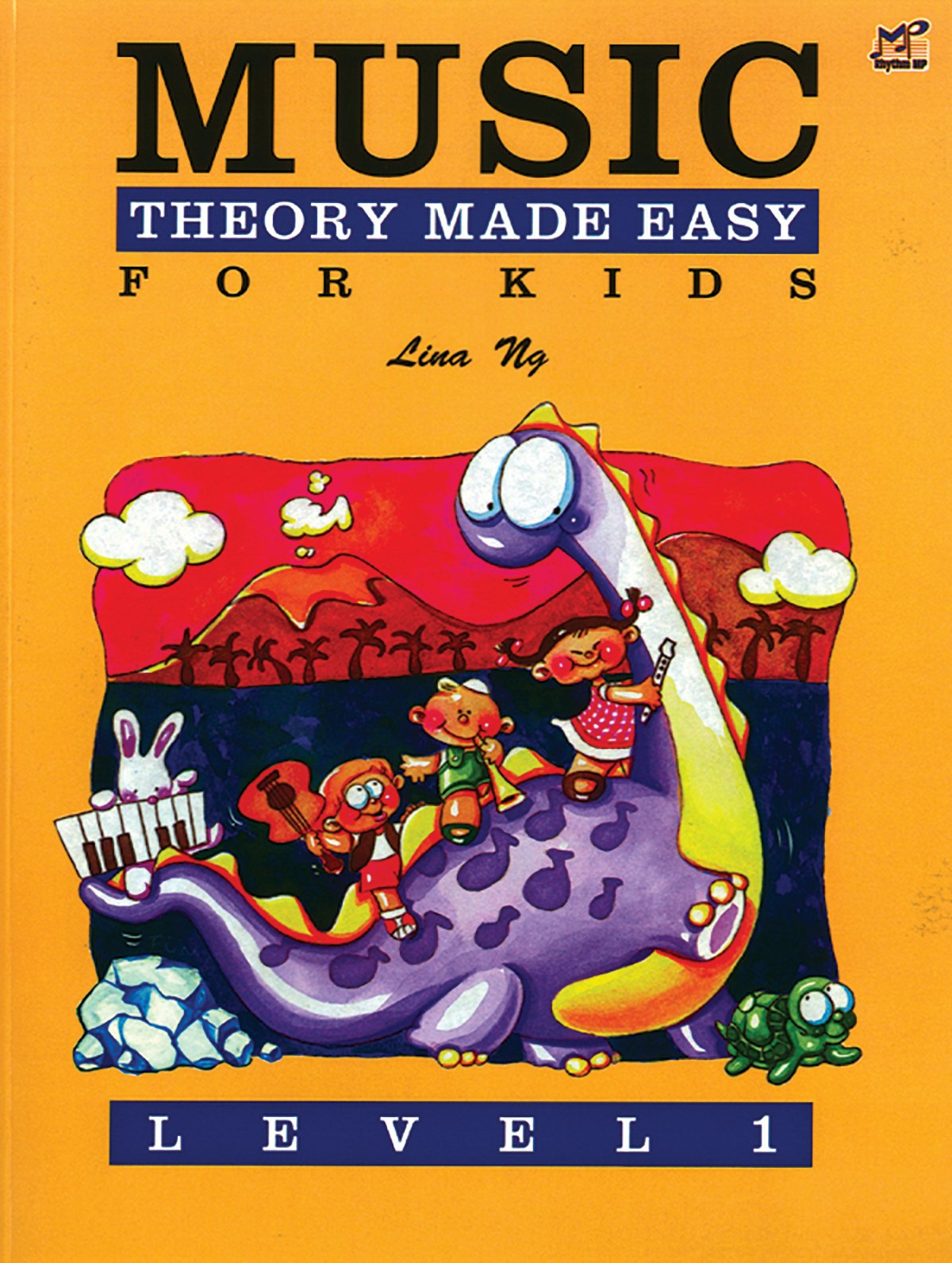 Theory Made Easy for Kids, Level 1 (Made Easy: Level 1)