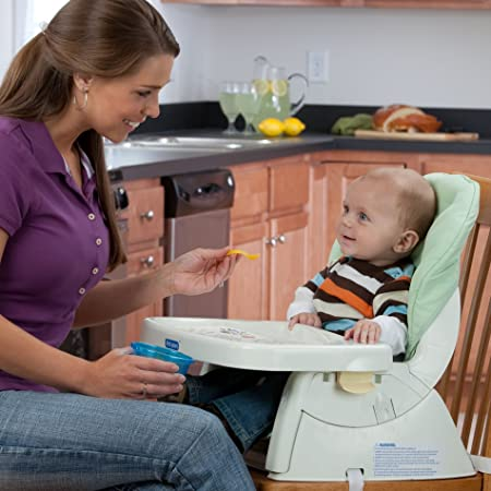 Amazon.com  The First Years Newborn to Toddler Reclining Feeding Seat (Discontinued by Manufacturer)  Space Saver High Chair  Baby  sc 1 st  Amazon.com & Amazon.com : The First Years Newborn to Toddler Reclining Feeding ... islam-shia.org