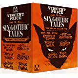 Vincent Price in Six Gothic Tales [Blu-ray]