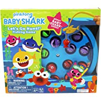 Cardinal Industries Baby Shark Fishing Game with Song