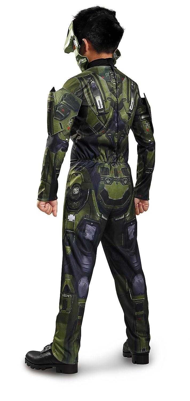 Disguise Costumes Master Chief Classic Costume 7-8 Medium One Color