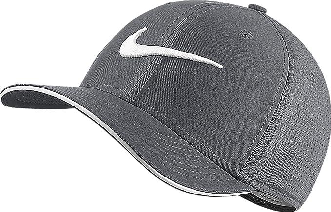 ee161b62 Amazon.com : Nike Unisex Classic 99 Mesh Golf Cap : Clothing