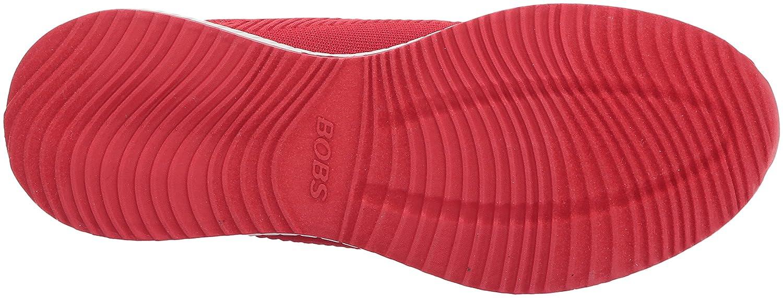 Skechers BOBS from Sneaker Women's Bobs Squad-Photo Frame Sneaker from B073ZVVS8S 10 B(M) US Red 53c690