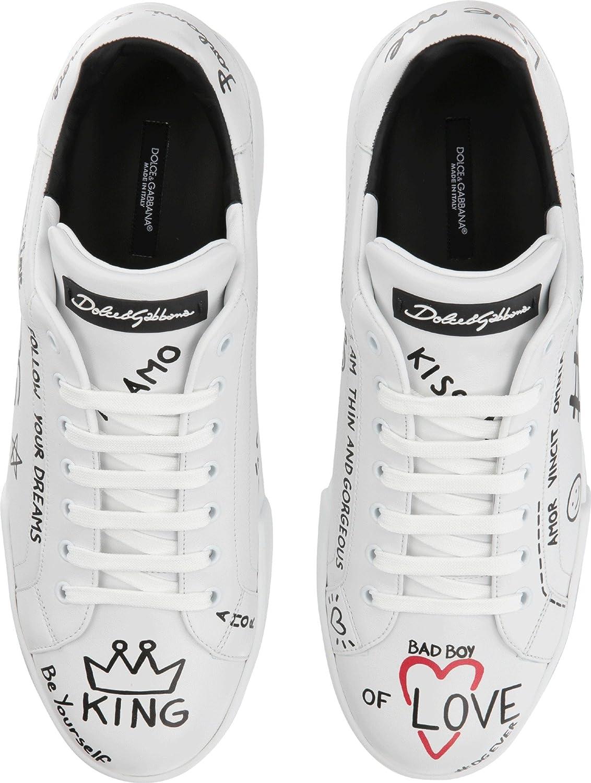 Dolce \u0026 Gabbana Men's Hashtag Sneaker