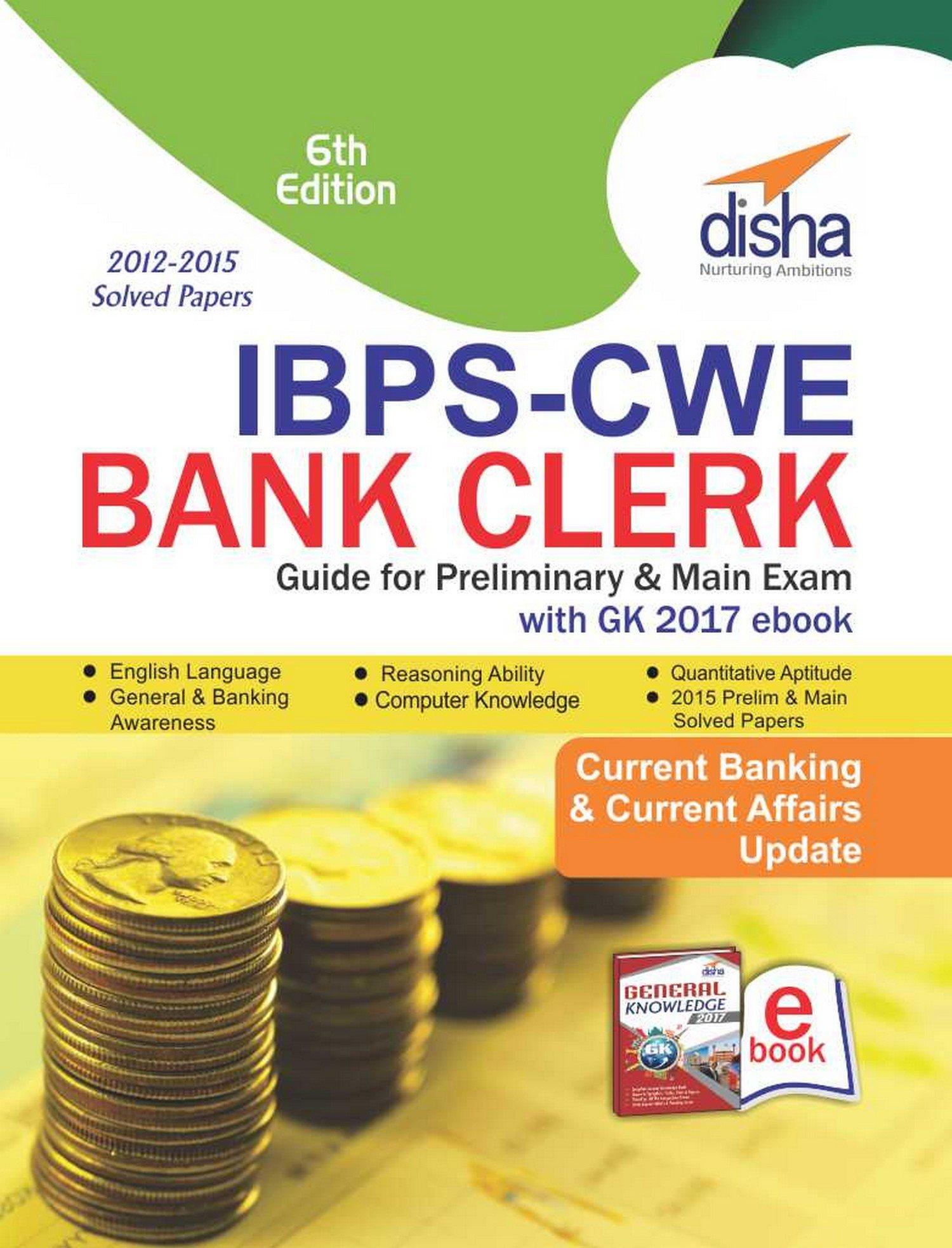 Ibps Clerk 2015 Book
