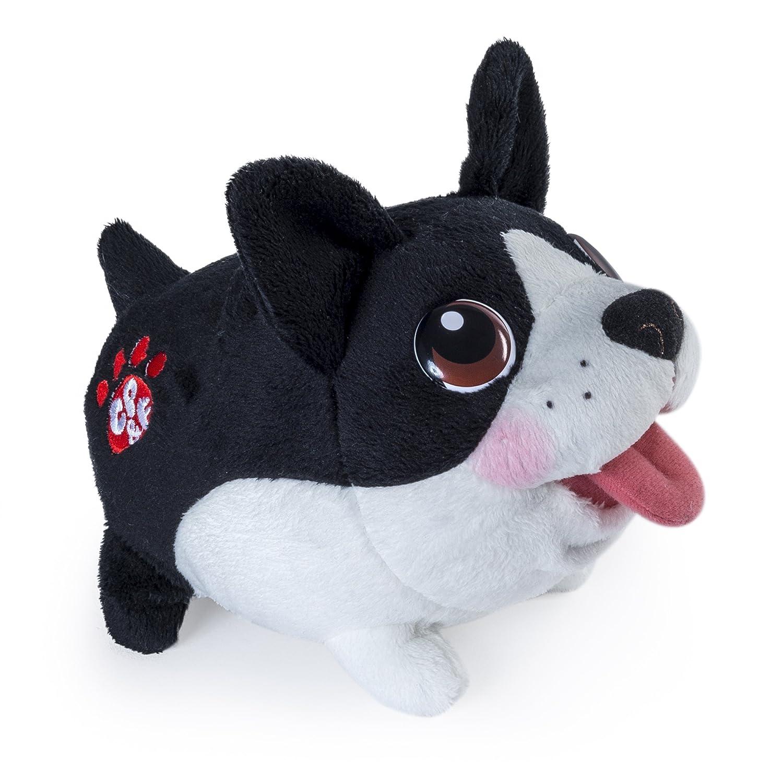 Amazon Com Chubby Puppies 7 Plush Boston Terrier Toys Games