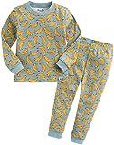 [Vaenait Baby]1-7歳キッズ子供ベビー服綿100%ルームウェア長袖パジャマ寝間着上下セット