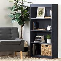 South Shore 4-Shelf Storage Bookcase