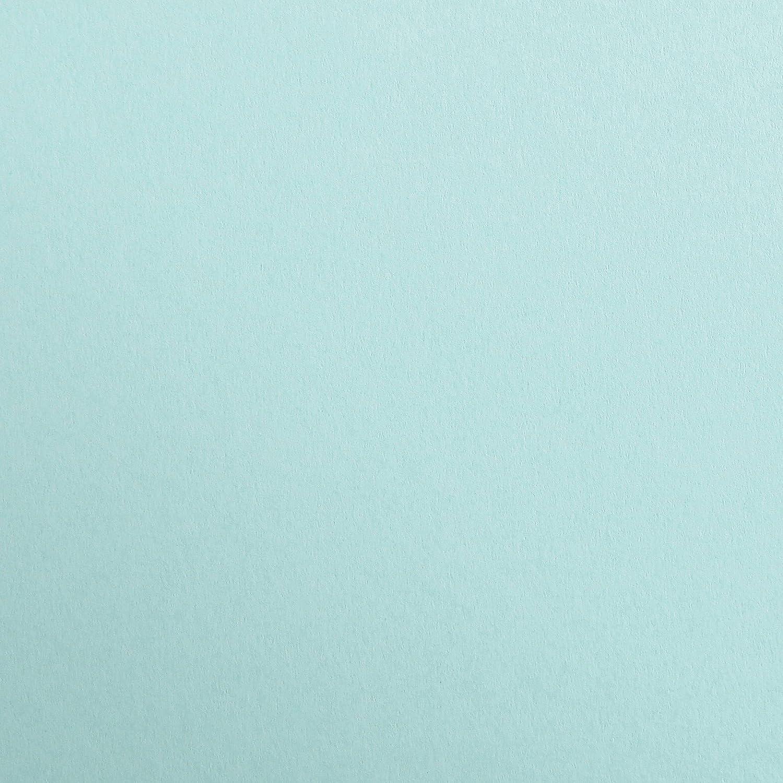Clairefontaine 97369C Pacchetto Fogli Carta Maya, 29.7 x 21 x 0.4 cm, Blu Turchese C Rhodia Jardinage
