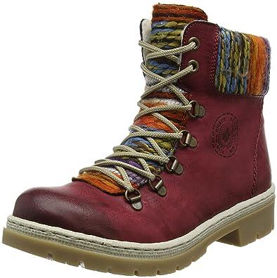 cedc840965b6 Rieker Damen Y9432 Stiefeletten  Rieker  Amazon.de  Schuhe   Handtaschen