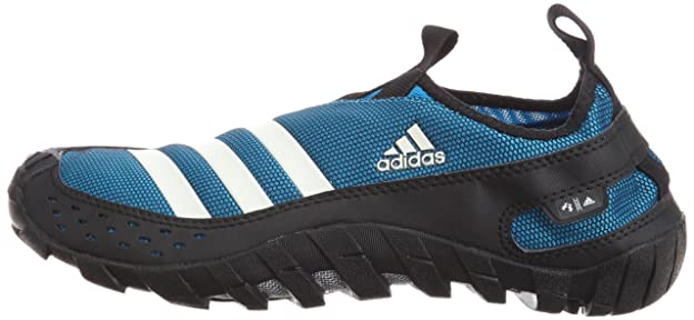 87534c374 Adidas mens Jawpaw 2 Outdoor Adventure Water Pool Shoes Electric blue white  black  Amazon.co.uk  Shoes   Bags