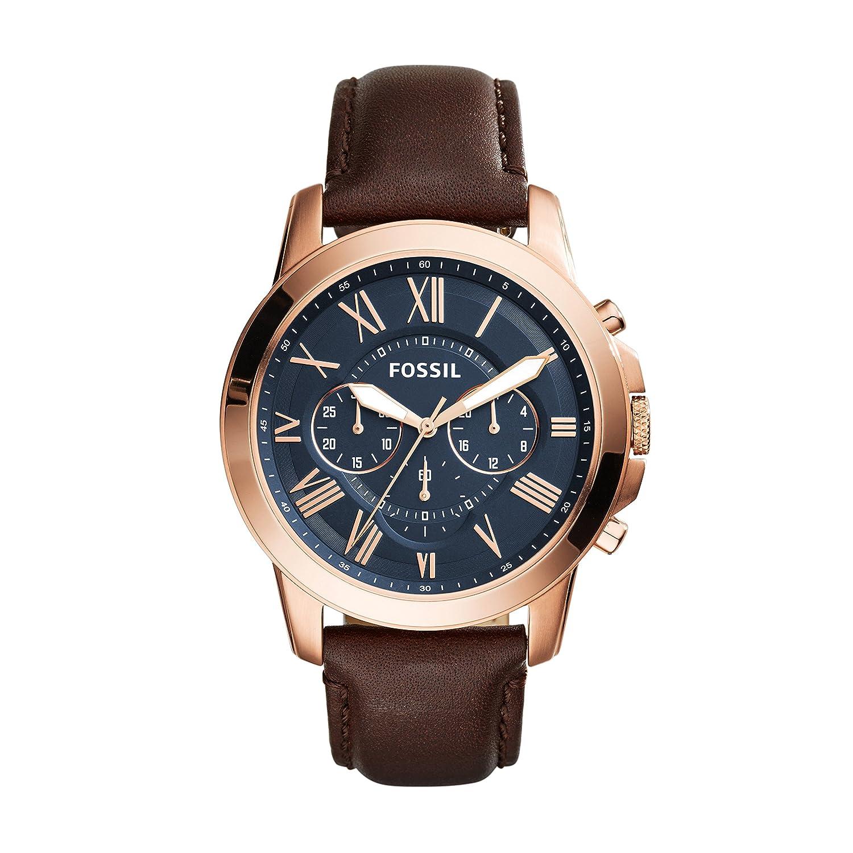 fossil men s watch fs4735 fossil amazon co uk watches fossil men s watch fs5068