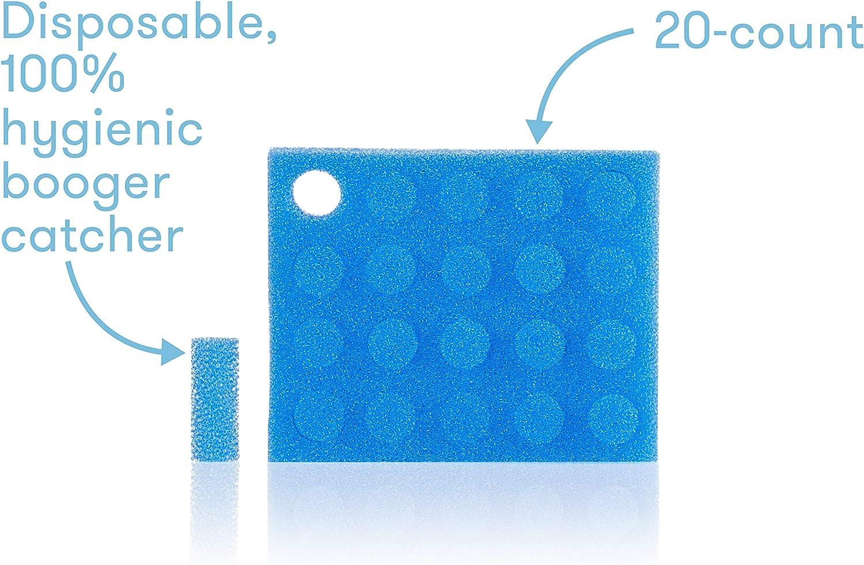 Nosefrida filtros de repuesto de aspirador nasal, paquete de 20 ...