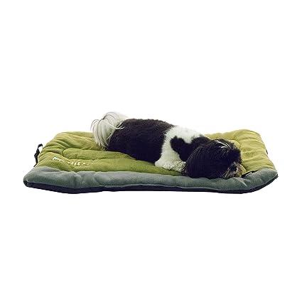 Travel Dog Bed >> Amazon Com Doghelios Combat Terrain Cordura Nyco Reversible