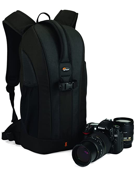 Lowepro Flipside 400 AW - Mochila para cámaras fotográficas Canon 550D, 500D, 1000D, Nikon D3000, Samsung NX10, PL1, Panasonic G2 y Sony Alpha A450, ...