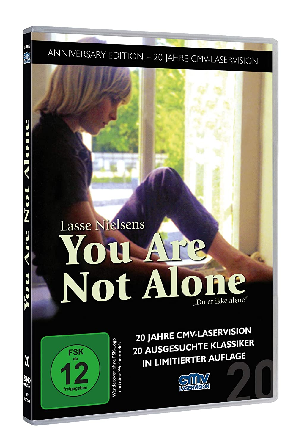 You Are Not Alone cmv Anniversary Edition #20 Alemania DVD: Amazon.es:  Anders Agensø, Peter Bjerg, Ove Sprogøe, Elin Reimer, Jan Jørgensen, Jørn  Faurschou, ...