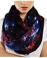 Etwoa's Galaxy Nebula Scarf Infinity Scarf Space Scarf