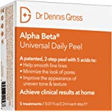 Dr. Dennis Gross Skincare Alpha Beta Peel Original Formula Packets, 5 Count