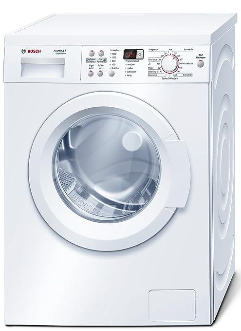 Bosch WAQ2832ECO - Lavadora (A + + +, 0.75 kWh, 156 kWh, 598 mm ...