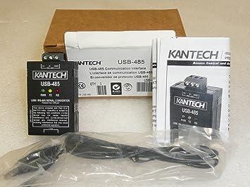KANTECH USB-485 CONVERTER DRIVERS FOR WINDOWS 10