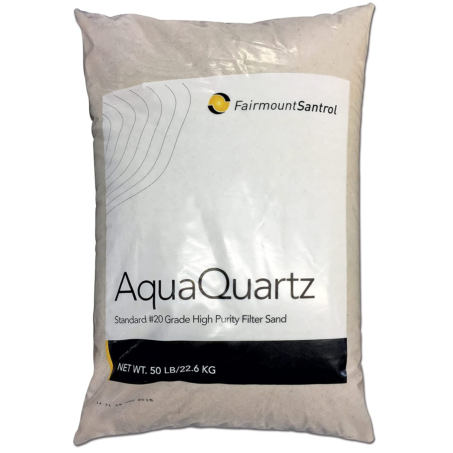20-Grade Silica Sand for Aquarium