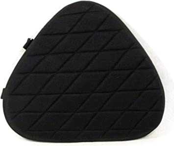 Motorcycle Gel Pad For Larger Driver Seats Touring saeats 15 x 14 inch size