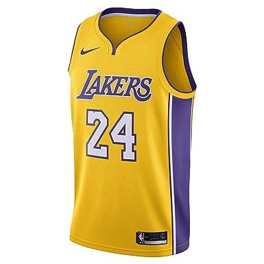 fd2d162d2 Amazon.com  Nike Men s Lakers Kobe Bryant Swingman Jersey Top  Shoes