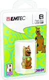 Emtec Hannah Barbera Scooby-Doo 8GB USB 2.0 Flash Drive (ECMMD8GHB106)