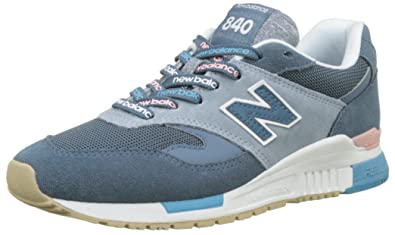 Buy new balance Women's 840 Trainers, Blue Light Petrol ...
