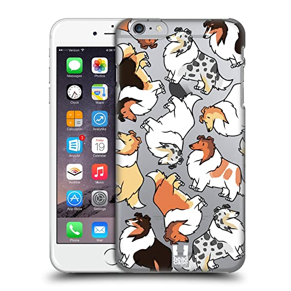 amazon com head case designs collie dog breed patterns 2 hard backimage unavailable image not available for color head case designs collie dog breed patterns 2 hard back case for iphone 6 plus