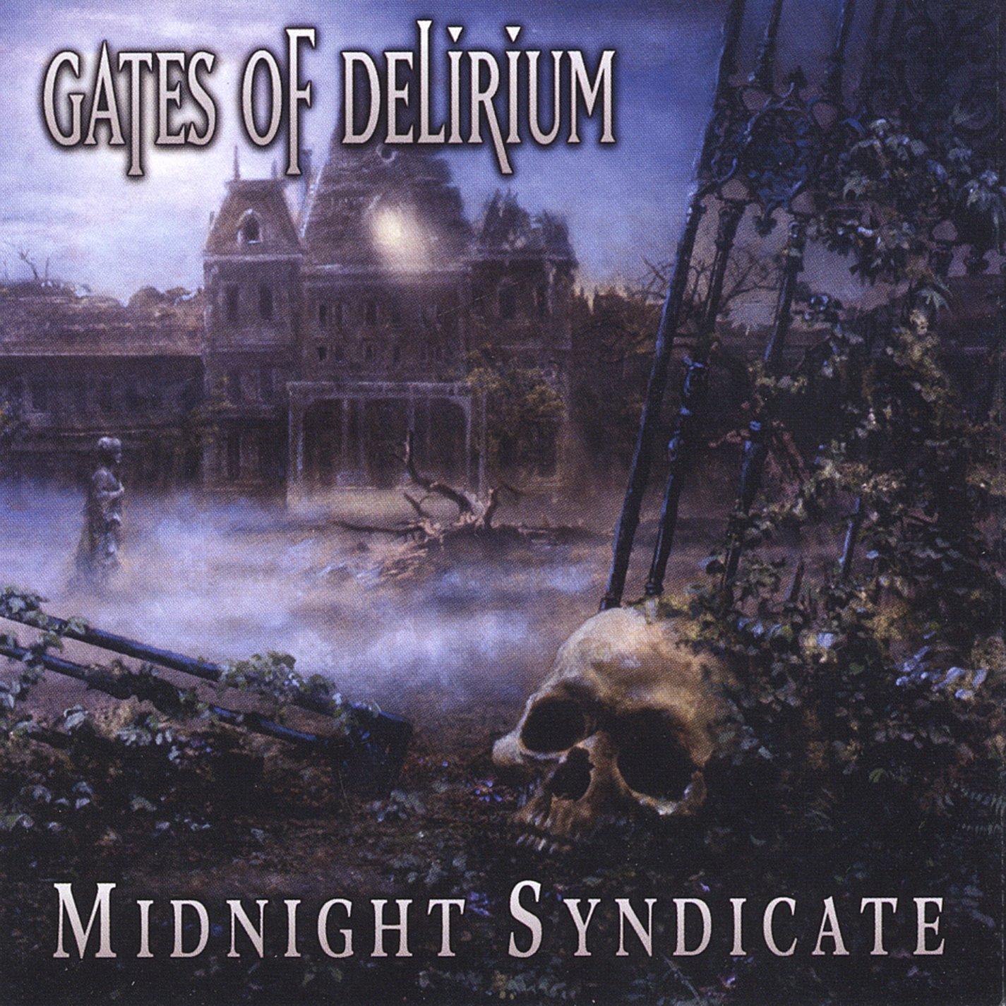 Midnight Syndicate - Gates of Delirium (CD)